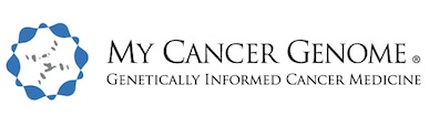 my cancer genome logo